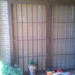 Puerta en cuadradillo
