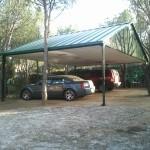 Tejadillo garaje